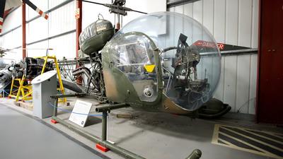 XT190 - Agusta-Bell Sioux AH.1 - United Kingdom - Army Air Corps