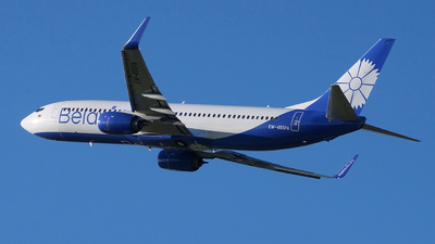 EW-455PA - Boeing 737-8ZM - Belavia Belarusian Airlines