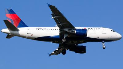 N329NB - Airbus A319-114 - Delta Air Lines
