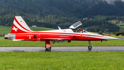 J-3087 - Northrop F-5E Tiger II - Switzerland - Air Force