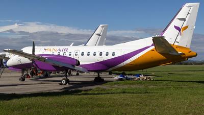 A picture of URYAB - Saab 340A - [340A134] - © Łukasz Stawiarz