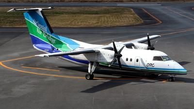 A picture of JA802B - De Havilland Canada Dash 8200 -  - © kouyagi