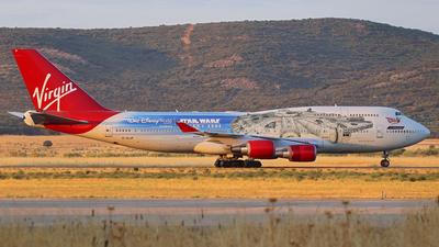 A picture of GVLIP - Boeing 747443 - [32338] - © Óscar López Herrero