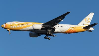 N826KW - Boeing 777-212(ER) - NokScoot