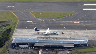 LPSJ - Airport - Airport Overview
