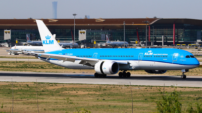 PH-BHM - Boeing 787-9 Dreamliner - KLM Royal Dutch Airlines