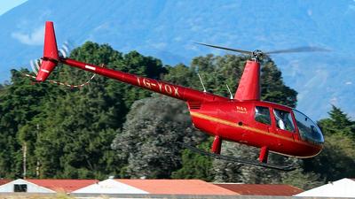 TG-YOX - Robinson R44 Clipper II - Private