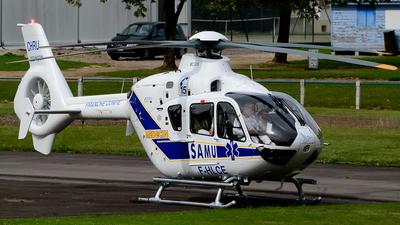 F-HLCE - Eurocopter EC 135T2+ - SAMU (Hélicap)