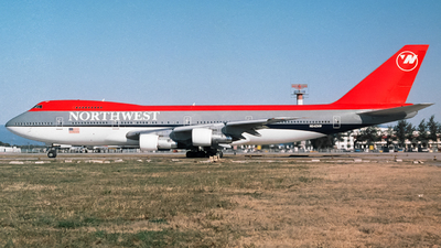 N642NW - Boeing 747-212B - Northwest Airlines