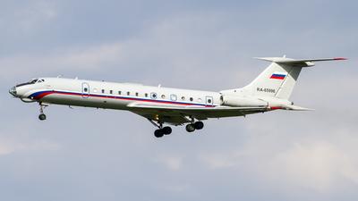 RA-65996 - Tupolev Tu-134A - Russia - Air Force