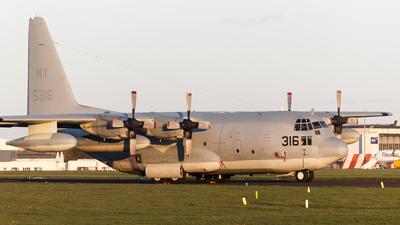 165316 - Lockheed KC-130T Hercules - United States - US Marine Corps (USMC)