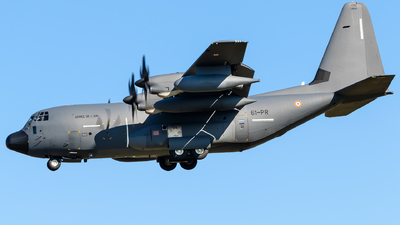 5890 - Lockheed Martin KC-130J Hercules - France - Air Force