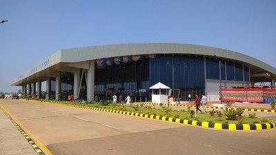 VOHB - Airport - Terminal