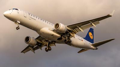 D-AECA - Embraer 190-100LR - Lufthansa Regional (CityLine)