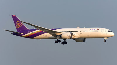 HS-TWA - Boeing 787-9 Dreamliner - Thai Airways International
