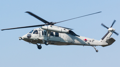 93-0505 - Sikorsky UH-60P Blackhawk - South Korea - Navy