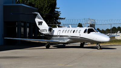 N500TS - Cessna 525 Citationjet CJ3 - Private