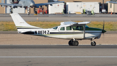 A picture of N8674Z -  - [P2060474] - © Sean Asay