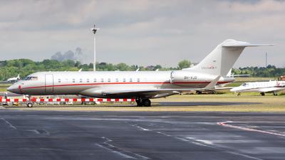 9H-VJS - Bombardier BD-700-1A10 Global 6000 - VistaJet