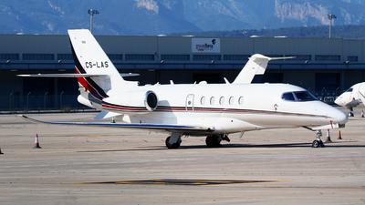 CS-LAS - Cessna Citation Latitude - NetJets Europe