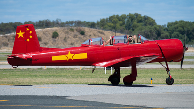 VH-NNY - Nanchang CJ-6A - Perth Warbirds