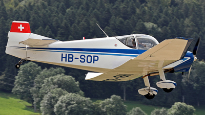 A picture of HBSOP - Jodel D11 - [93113] - © Jean-Charles Sautaux