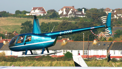 G-CCZG - Robinson R44 Clipper II - Private