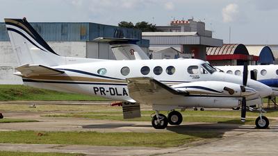 PR-DLA - Beechcraft C90A King Air - Private