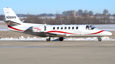 N282HV - Cessna 560 Citation Ultra - Private