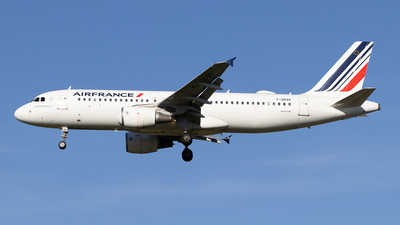 A picture of FGKXK - Airbus A320214 - Air France - © Pierre Pm