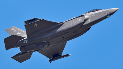 15-5248 - Lockheed Martin F-35A Lightning II - United States - US Air Force (USAF)