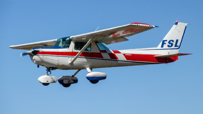 ZK-FSL - Cessna A152 Aerobat - Air New Zealand Flying Club