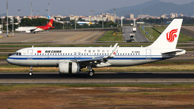 B-1068 - Airbus A320-271N - Air China