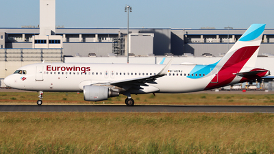 A picture of DAEWJ - Airbus A320214 - Eurowings - © Christian Weber