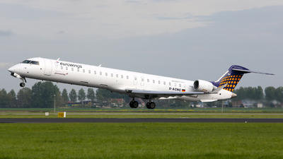 D-ACNC - Bombardier CRJ-900 - Eurowings