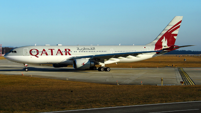 A7-ACC - Airbus A330-203 - Qatar Airways