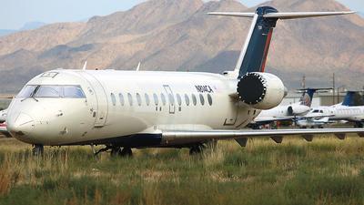 N814CA - Bombardier CRJ-100ER - Untitled