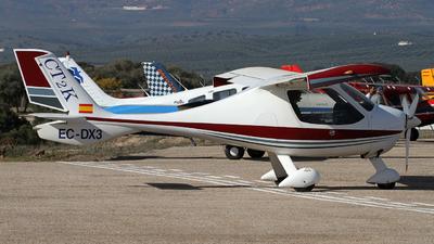 A picture of ECDX3 - Flight Design CT2K - [020101AR] - © Javier González