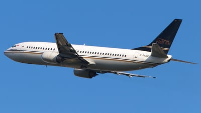 C-FLDX - Boeing 737-408 - Flair Airlines