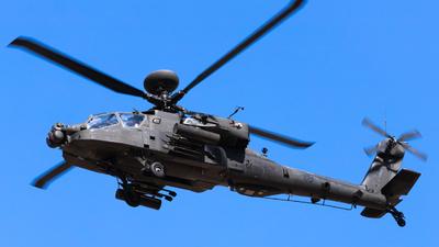 078 - Boeing AH-64D Apache - United Arab Emirates - Air Force