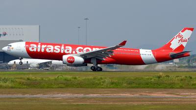 9M-XXG - Airbus A330-343 - AirAsia X