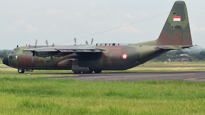 A-1321 - Lockheed C-130H-30 Hercules - Indonesia - Air Force