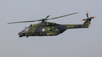 78+19 - NH Industries NH-90TTH - Germany - Army