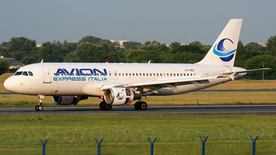 LY-VEX - Airbus A320-212 - Avion Express Italia
