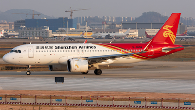 A picture of B309Q - Airbus A320271N - Shenzhen Airlines - © Levine