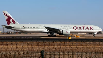 A7-BAT - Boeing 777-3DZER - Qatar Airways