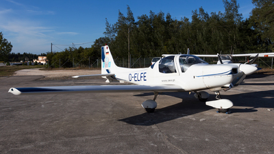 D-ELFE - Grob G115A - Aeronautical Web Academy