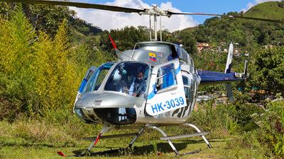 HK-3039 - Bell 206L-3 LongRanger III - Private