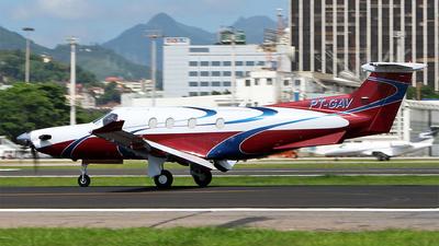 PT-GAV - Pilatus PC-12/47 - Private