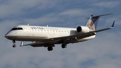 N984CA - Bombardier CRJ-100ER - United Express (SkyWest Airlines)